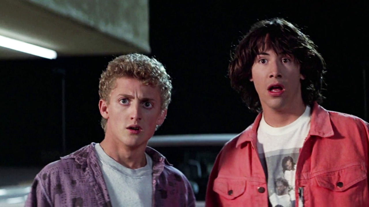 alex winter keanu reeves bill and ted