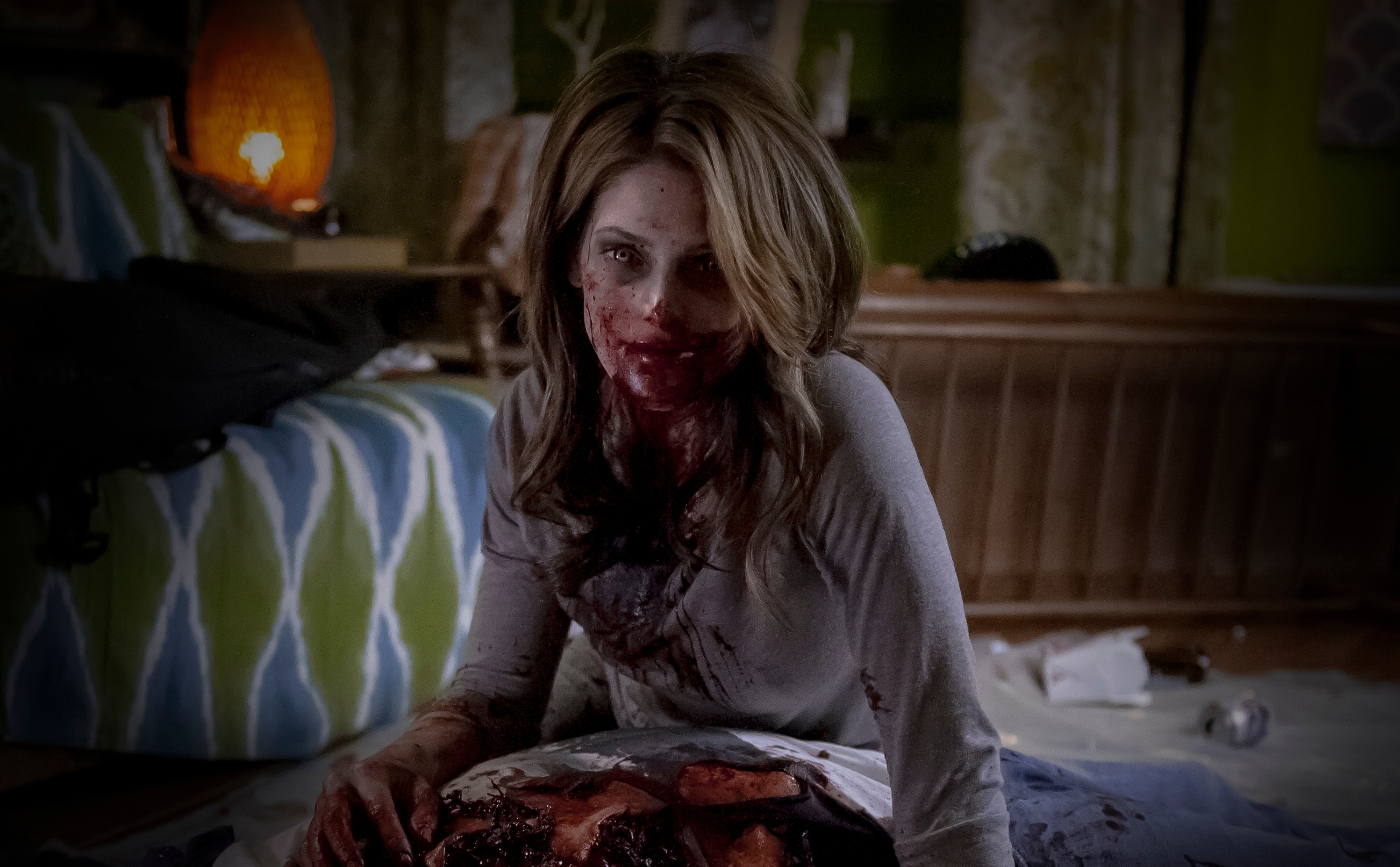 ashley greene zombie burying the ex