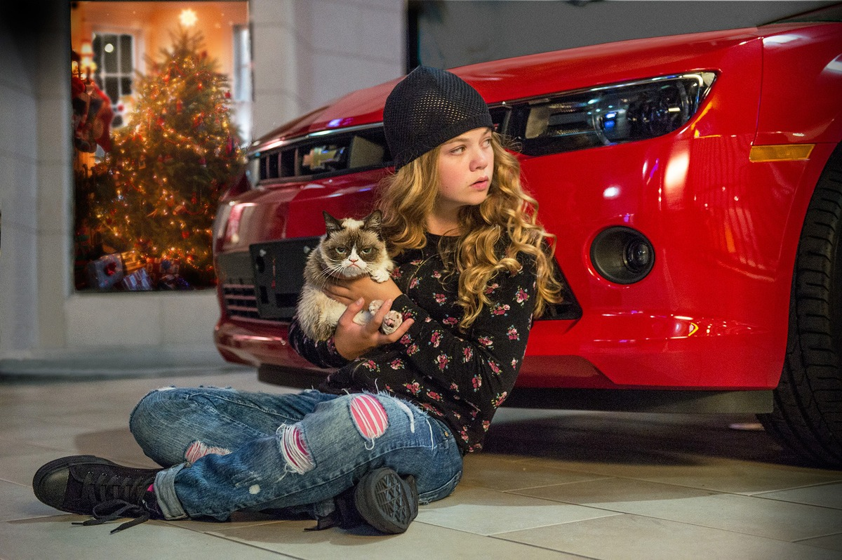 megan charpentier grumpy cats worst christmas ever