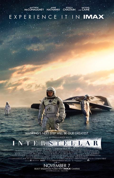 interestelar poster
