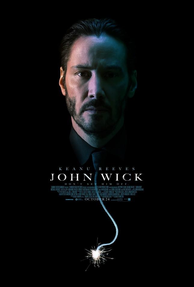 john wick poster keanu reeves