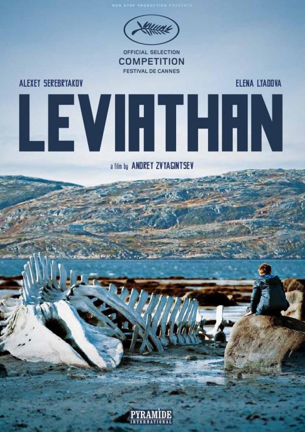 poster pelicula leviathan