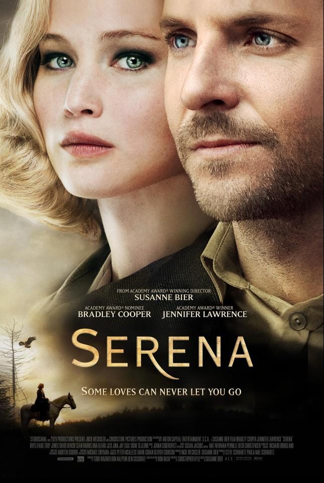 serena poster lawrence cooper