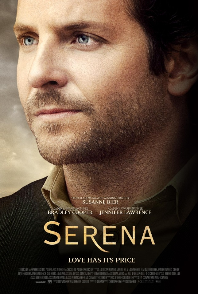 bradley cooper serena poster