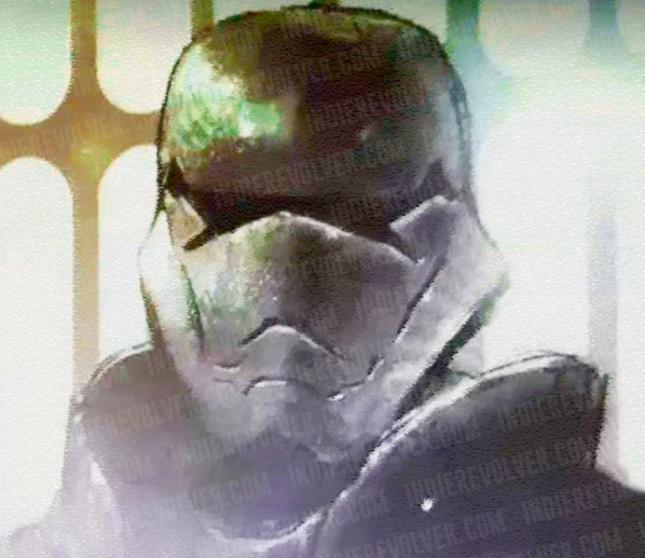 chrome trooper star wars episodio 7