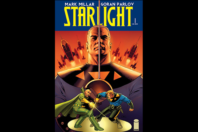 mark millar starlight