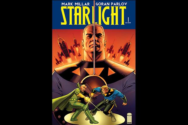 mark millar starlight