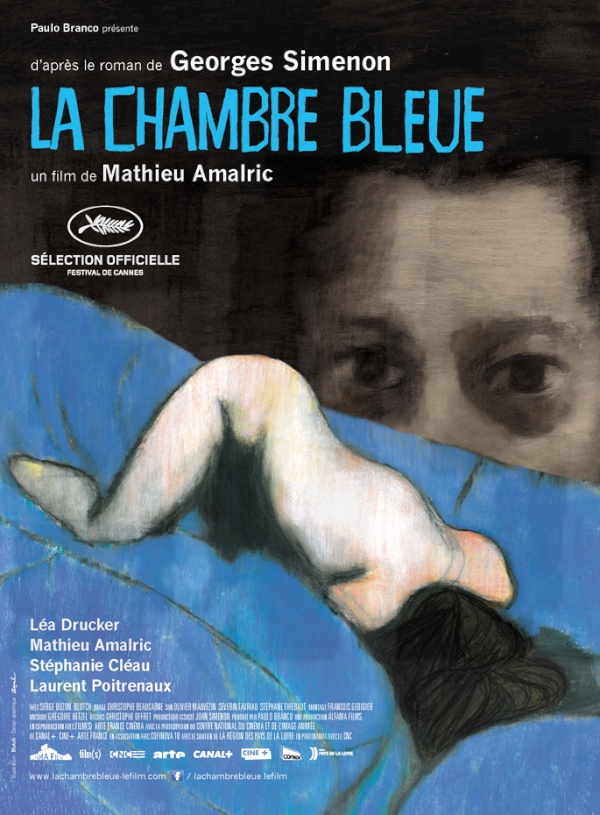 The Blue Room poster