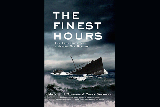 book cover finest hours
