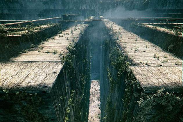 maze runner laberinto correr o morir