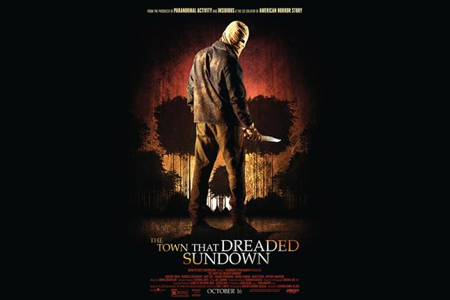 The Town That Dreaded Sundown movie