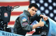 Top Gun: Tom Cruise es Maverick