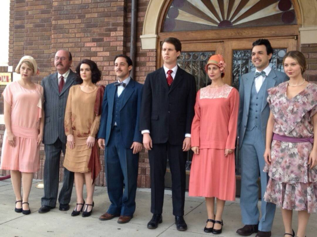 elenco walt before mickey