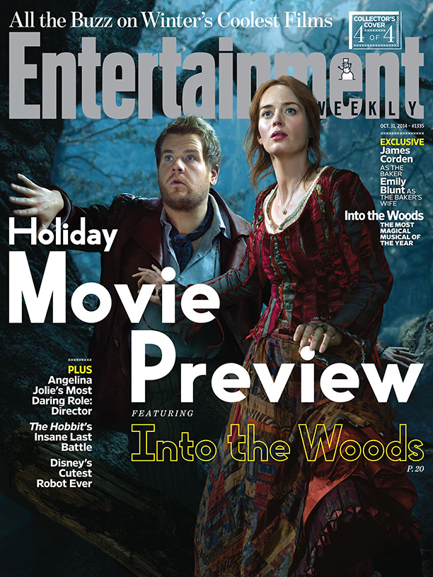 into the woods emily blunt portada