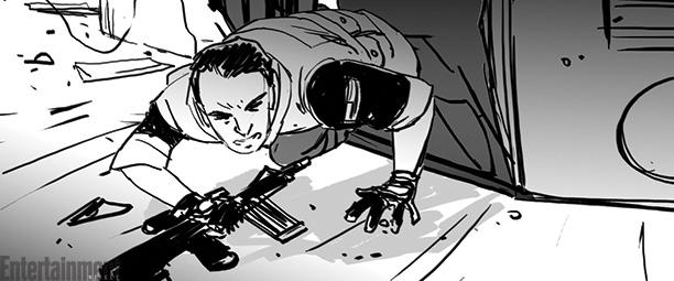 storyboards terminator genisys