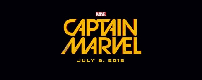 capitan marvel pelicula logo