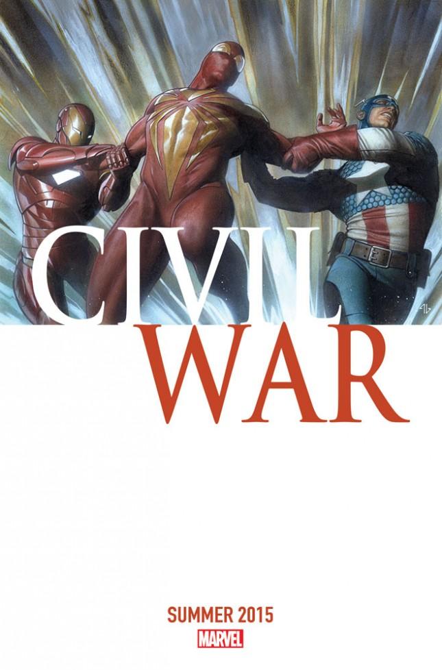 civil war marvel 2015