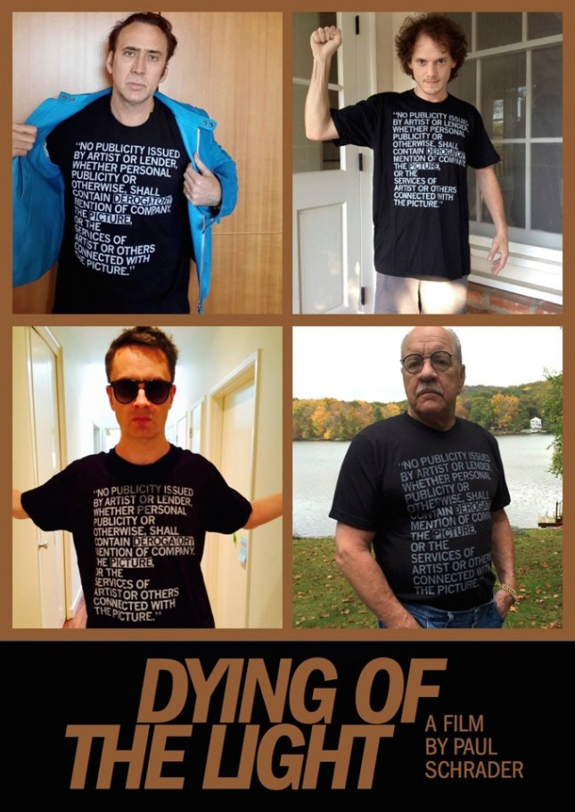 dying of light no disparagement