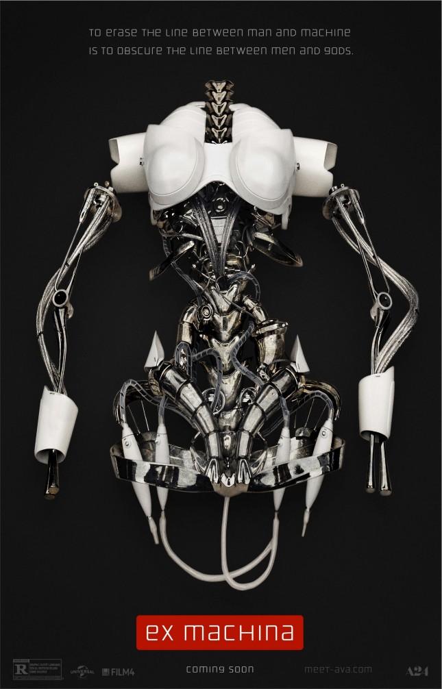 poster ex machina