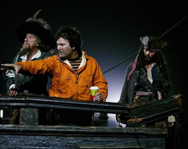 gore verbinski piratas del caribe
