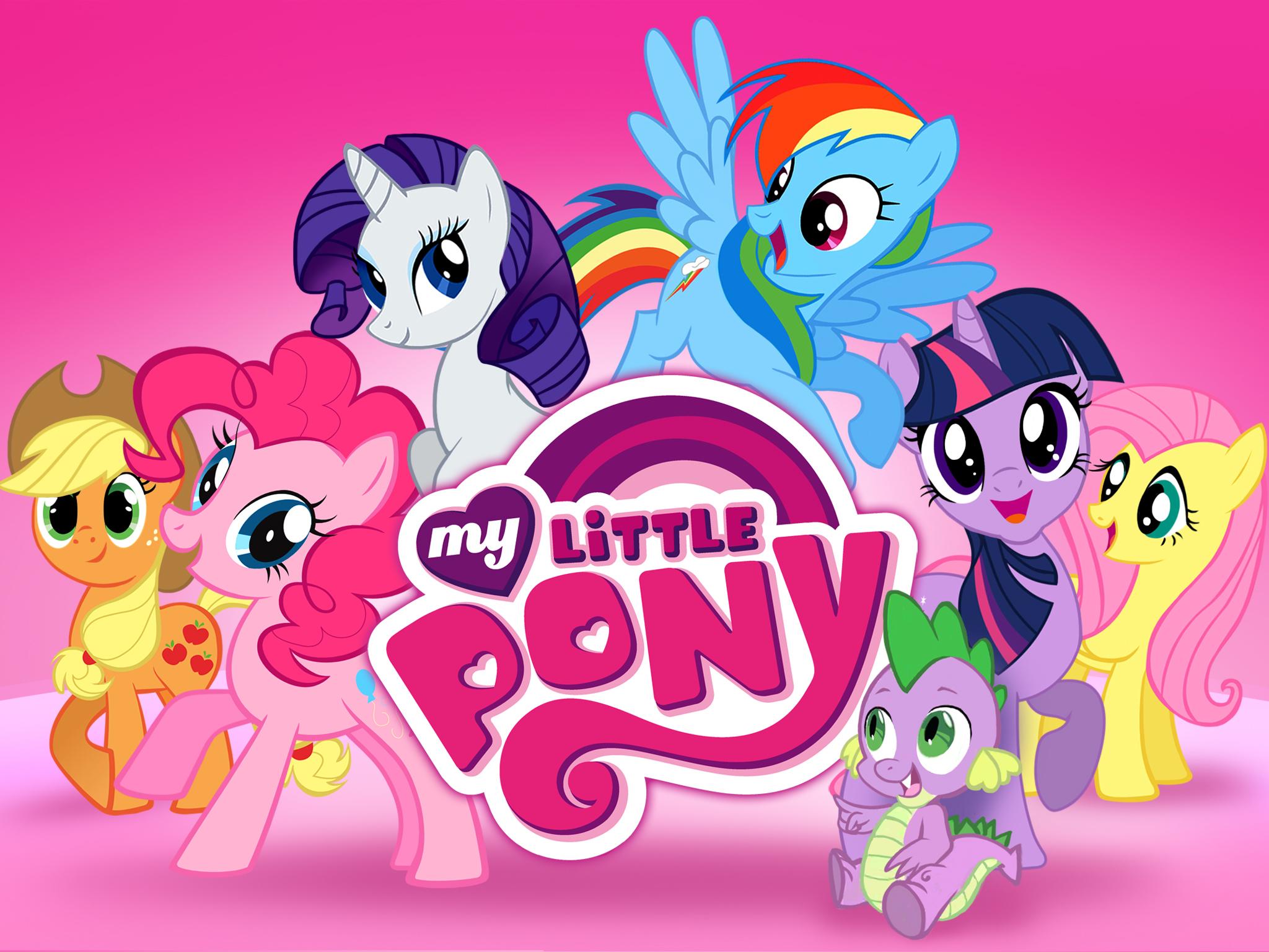 mi pequeño pony my little