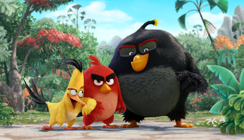 angry birds pelicula