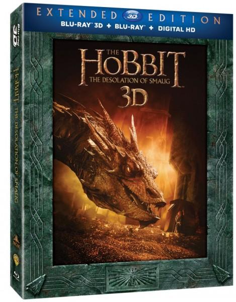 desolacion smaug edicion extendida hobbit