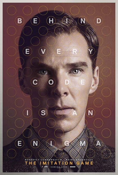 poster imitation game cumberbatch