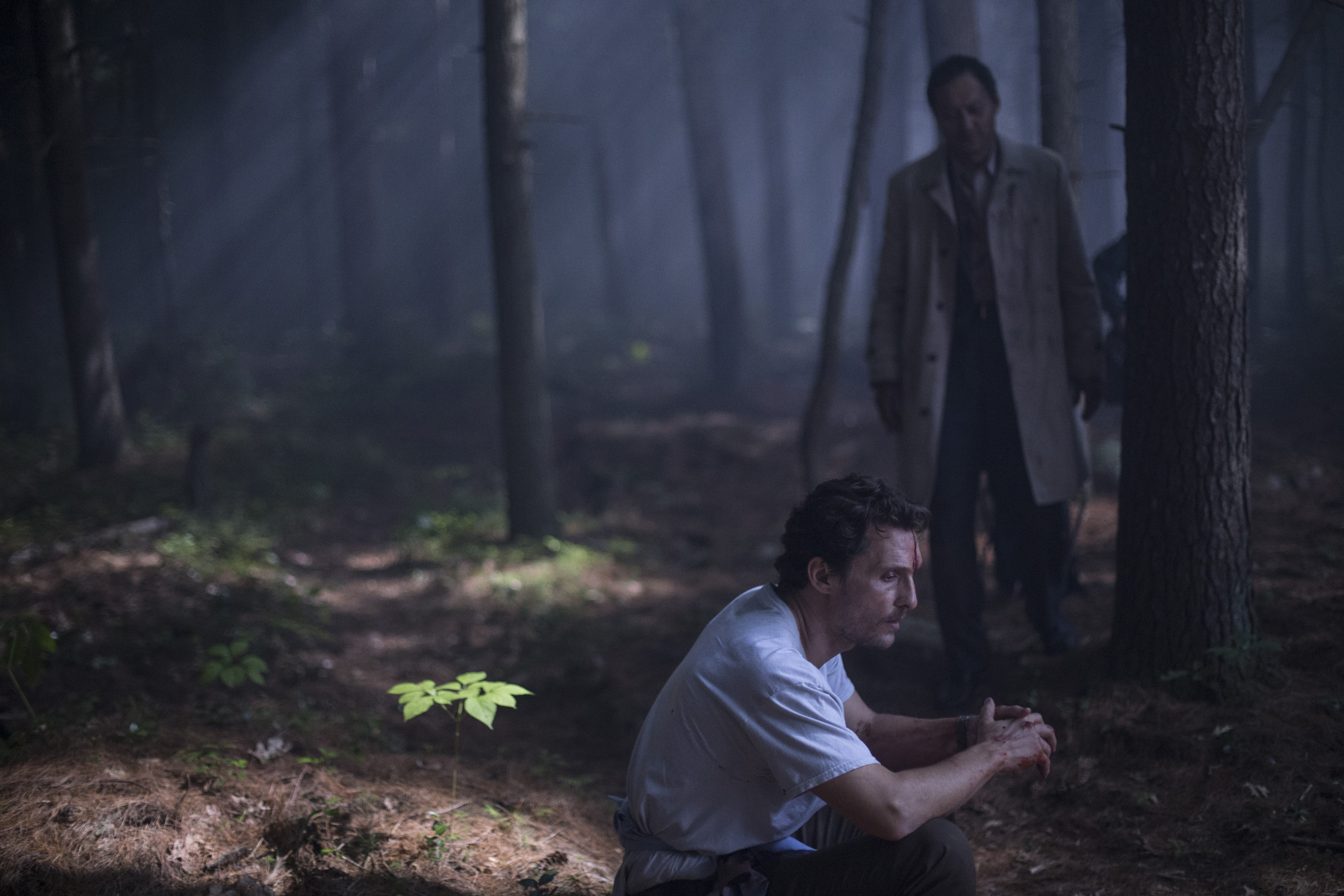 Matthew McConaughey Ken Watanabe sea of trees