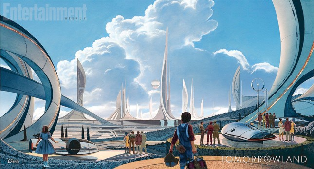 tomorrowland arte conceptual