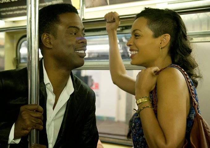 chris rock rosario dawson top five