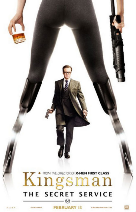 kingsman servicio secreto colin firth