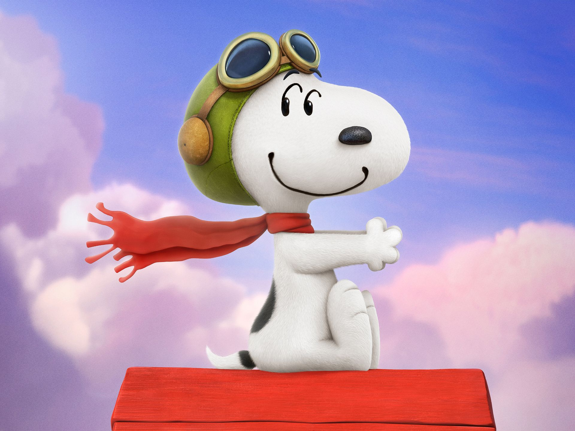 pelicula charlie brown snoopy