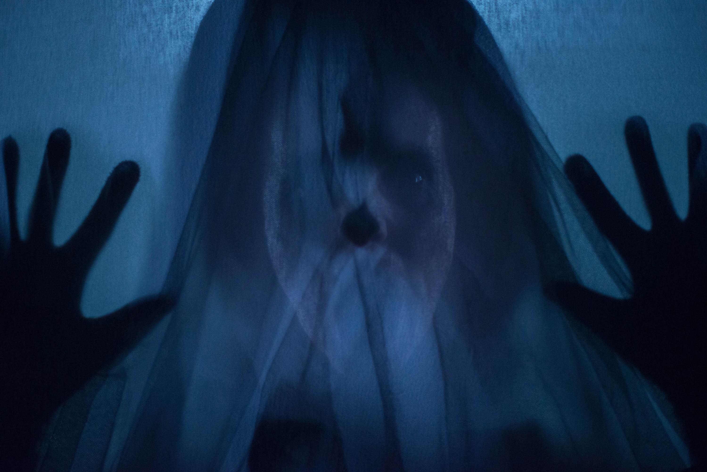 angel de la muerte dama de negro 2