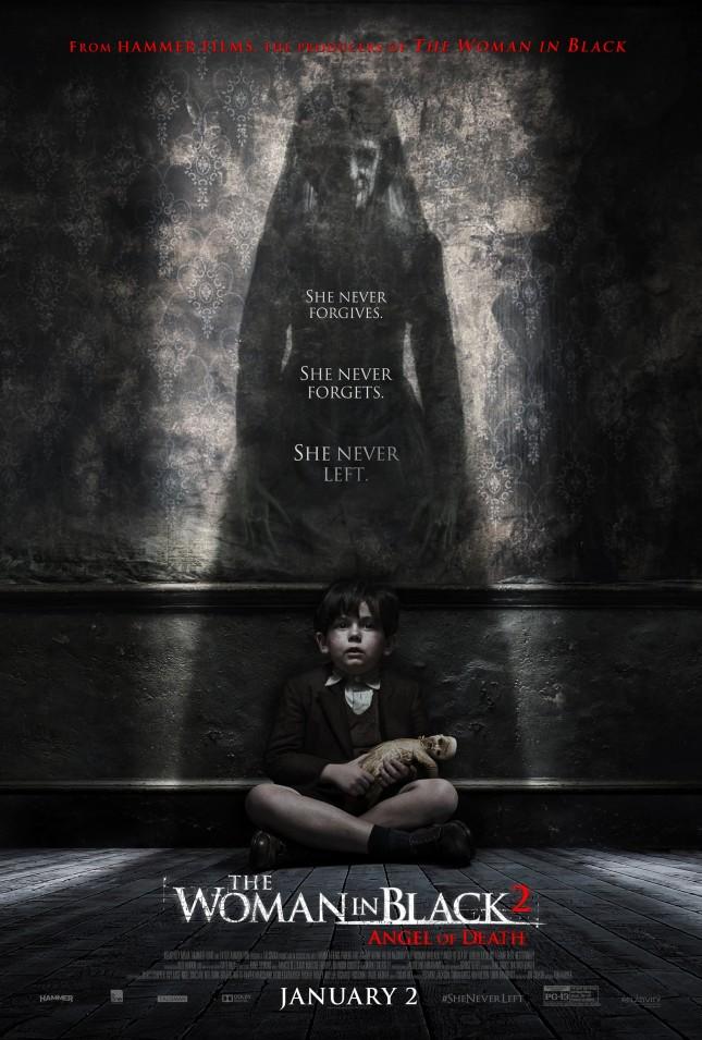 poster dama de negro 2 angel de la muerte
