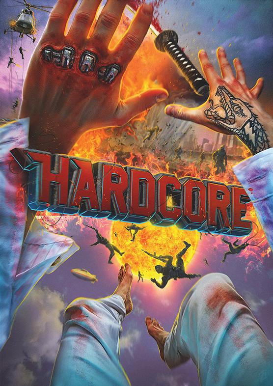 hardcore poster pelicula