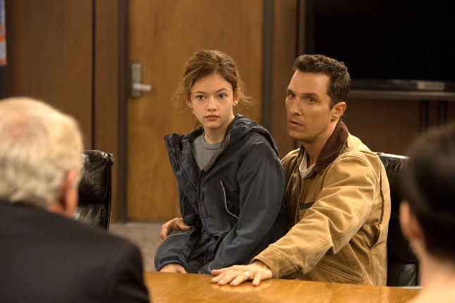 interestelar mackenzie foy matthew mcconaughey