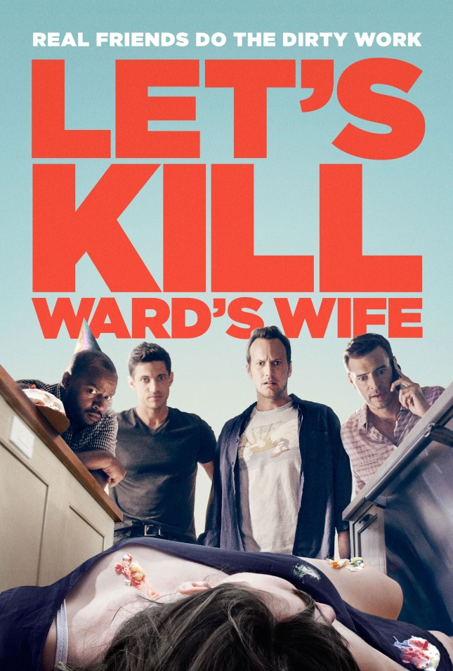 lets kill wards wife poster
