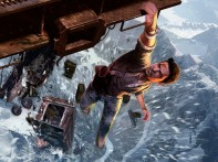 uncharted 2 wallpaper among thieves