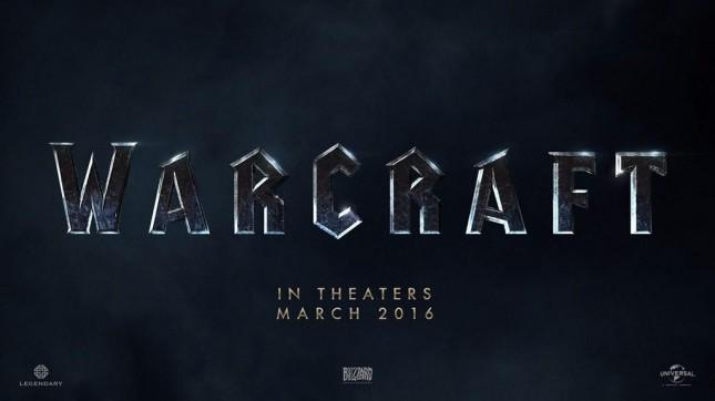 warcraft logo pelicula