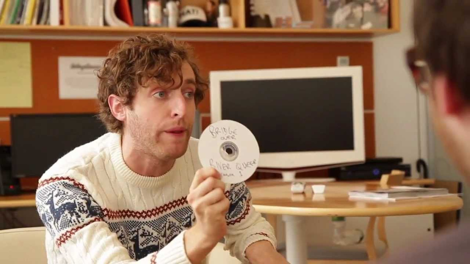 thomas middleditch search party