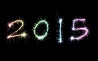 ¡Feliz y próspero año 2015!