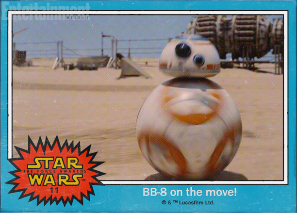 bb8 star wars despertar fuerza