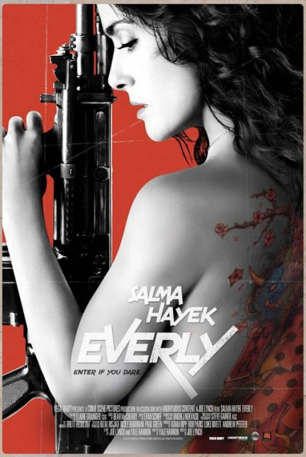 everly poster salma hayek