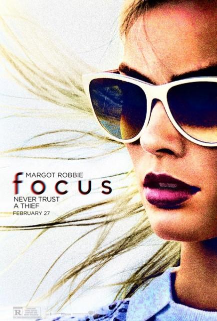 poster focus margot robbie