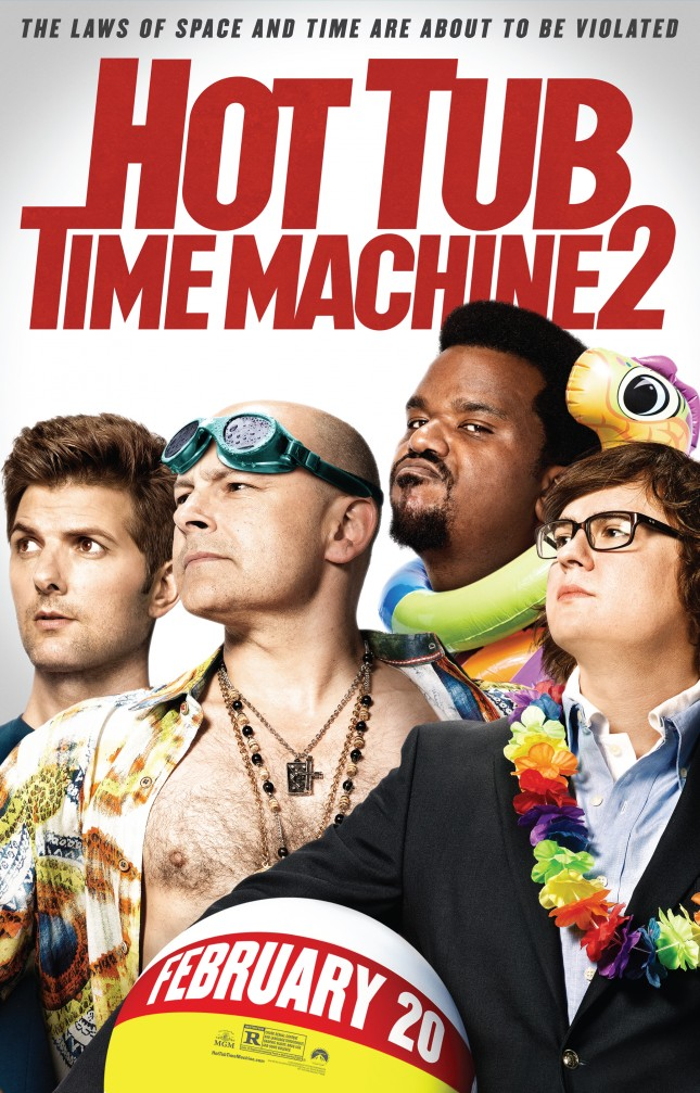 poster Hot Tub Time Machine 2