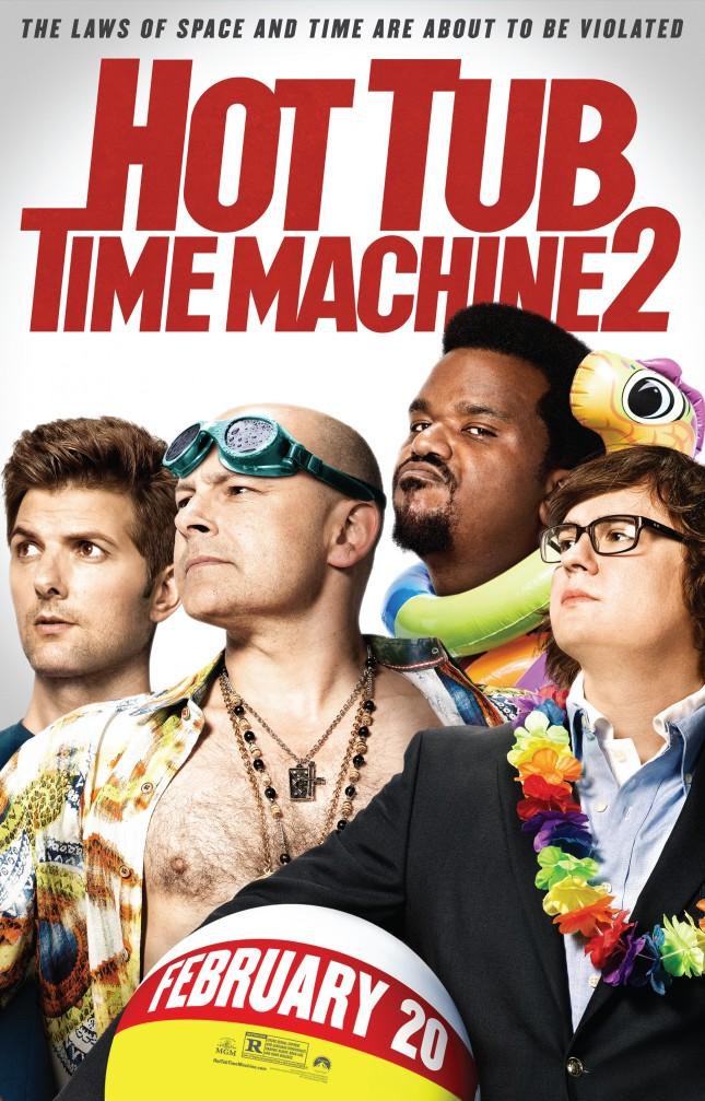poster Hot Tub Time Machine 2