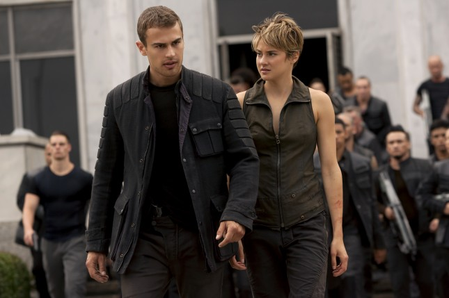 insurgente theo james shailene woodley