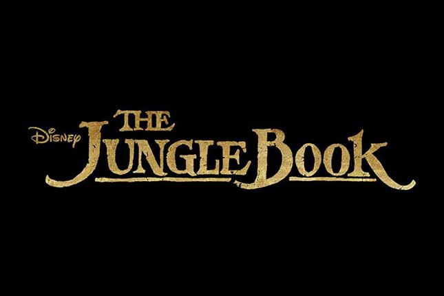 logo el libro de la selva disney
