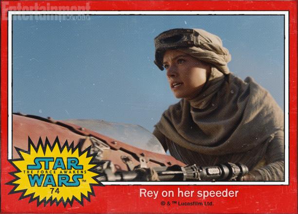 rey daisy ridley star wars despertar fuerza